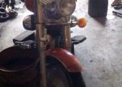 Por ocasion se vende moto pandillerra en buen estado