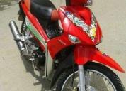 Vendo motoneta 600