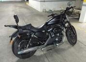 Vendo moto harley davidson