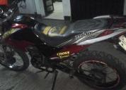 Vendo moto tundra cross 200cc