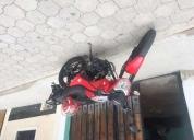 Excelente moto sukida stiff