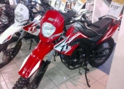 Excelente moto z1 200 champions