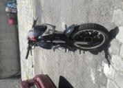 Vendo moto tundra de oportunidad
