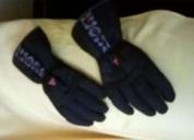 Vendo excelente guantes para moto