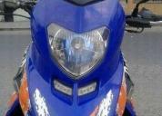 Vendo flamante moto nazca 250