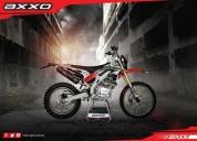 Venta de moto axxo 250