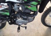 Vendo bonita y nueva sukida 250cc