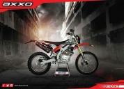 Excelente moto axxo pro 250r