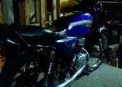 Una moto dukar ax100 increible oferta