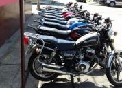 Lote de 10 motos en buen estado ultimo precio