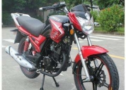 Excelente moto qingqi  qm1509d color azul 0km año 2014