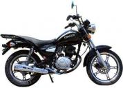 moto qingqi / qm12510k color negro