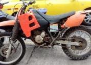 Se vende excelente moto para enduro