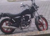 Vendo moto daytona como nueva