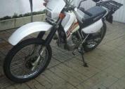 Vendo motocicleta en buen estado