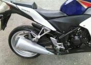moto de pista,buen estado!