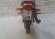 Vendo linda moto de oportunidad urgente
