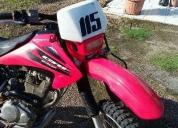 moto honda crf 230 del 2006 precio conversable