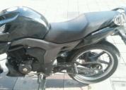 Vendo o cambio honda invicta con otra moto