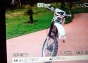 Vendo moto honda xr 250 deportiva año 1995 en buen estado