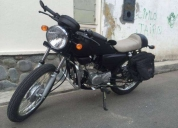 Vendo hero honda cafe racer 2016 nueva