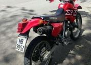 Vendo excelente moto honda xl200