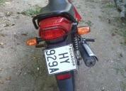 Excelente moto honda cb1 año 2014