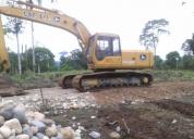 Vendo o cambio por vehiculo excavadora