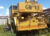 Grua groove 70 toneladas