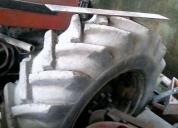 Venta de llantas de tractor buen estado