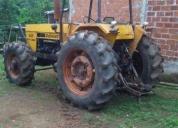 Vendo tractor valmet 148 caballos 13000