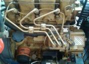 Motor caterppillar,contactarse