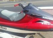 Excelente moto acuática jet sky kawasaki 1100