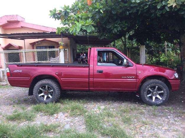 Se Vende Camioneta Chevrolet Luv Dohcv6 4x4 Acepto Ofertas Quevedo