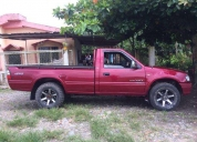 Se vende camioneta chevrolet luv dohcv6 4x4 acepto ofertas