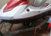 Excelente moto acuática