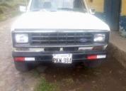 Vendo linda camioneta ford aÑ0 84