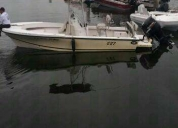Excelente bote americano marca dusky año 2008