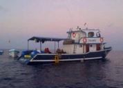 Excelente barco pesquero long line