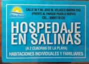 Oportunidad! vacaciones en salinas ecuador
