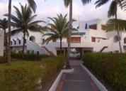 Hermoso departamento en Club Casa Blanca Playa Same 2 dormitorios