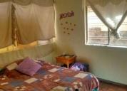 Rento linda habitacion por tres meses