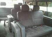 Venta de furgoneta para viajes