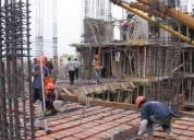 Maestro constructor,con experiencia