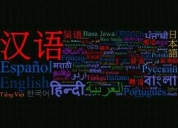 Hago traducciones clases personalizadas call center secretaria