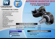 Entrenamiento inventor para ingenieros,contactarse.