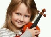Dicatmos clases particulares de violín y teoría musical inscriebete ahora