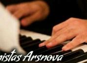 Oportunidad! clases de piano y teclado electronico