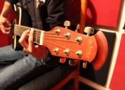 Excelente clases de guitarra y teoria musical.