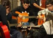 Curso de guitarra personalizada  nivel bÁsico para principiantes 20 horas